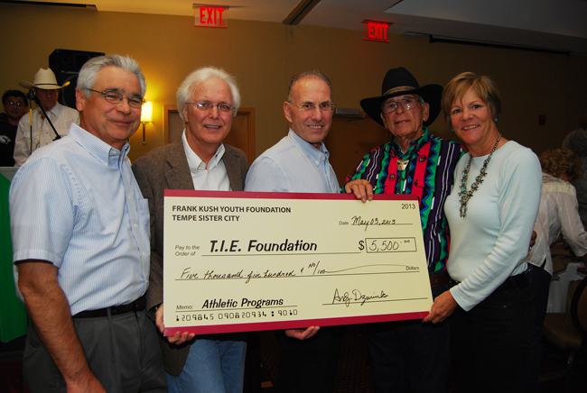 t.i.e. foundation